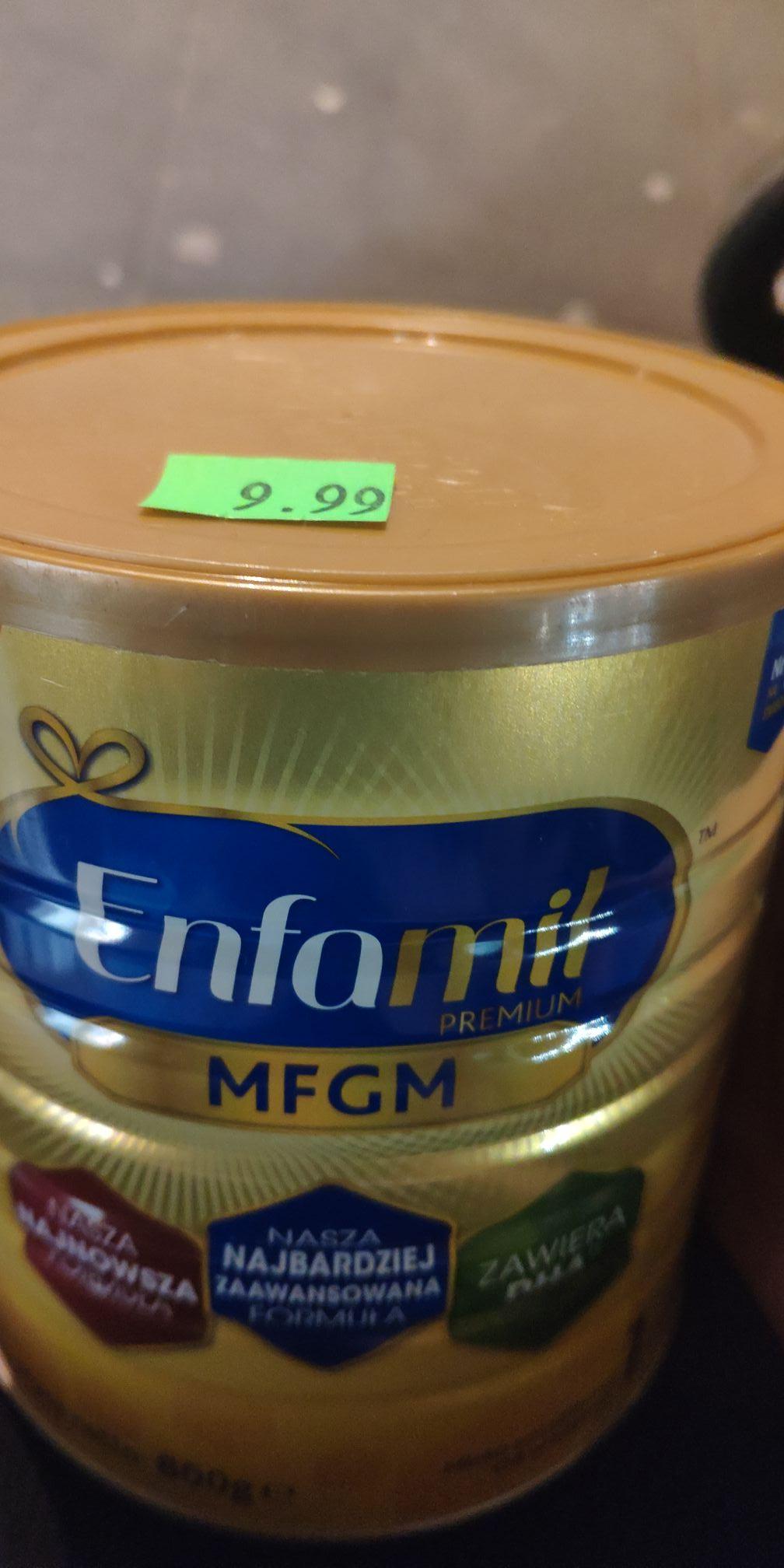 Mleko modyfikowane Enfamil MFGM @Rossmann