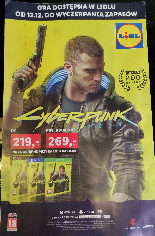 Gra Cyberpunk 2077 PC