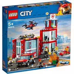 Wildberries LEGO 60215 City - Remiza strażacka