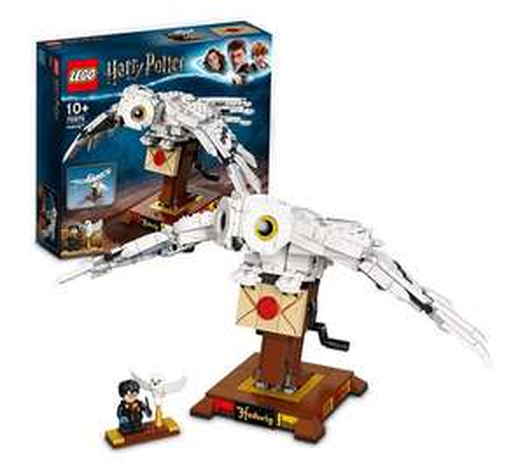 LEGO 75979 Harry Potter Hedwiga 36,84 €
