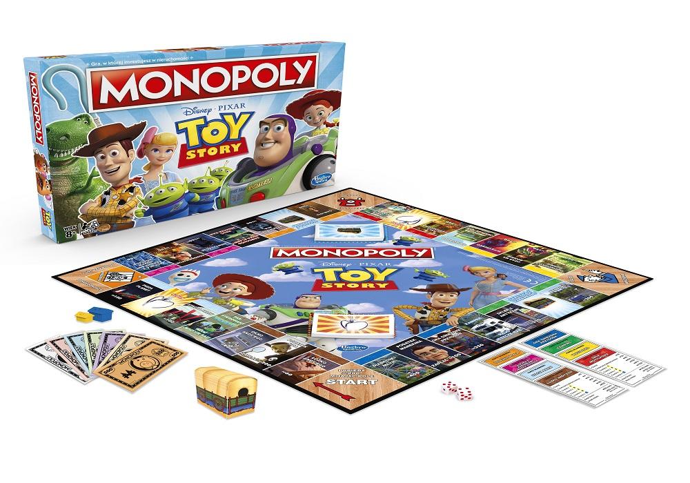 Empik.com gra Monopoly Toy Story