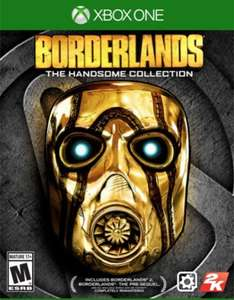 Borderlands: The Handsome Collection za 99,99 zł na Xbox One (Powerplay)