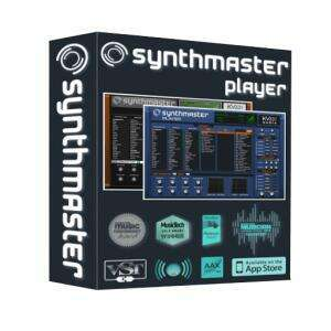 SynthMaster Player za darmo (Win/Mac/iOS)