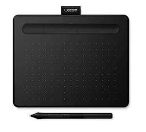 Tablet Wacom Intuos S Bluetooth Black