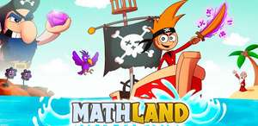 Aplikacja edukacyjna, MathLand Mental matematyka, dodawanie, odejmowanie (Android)