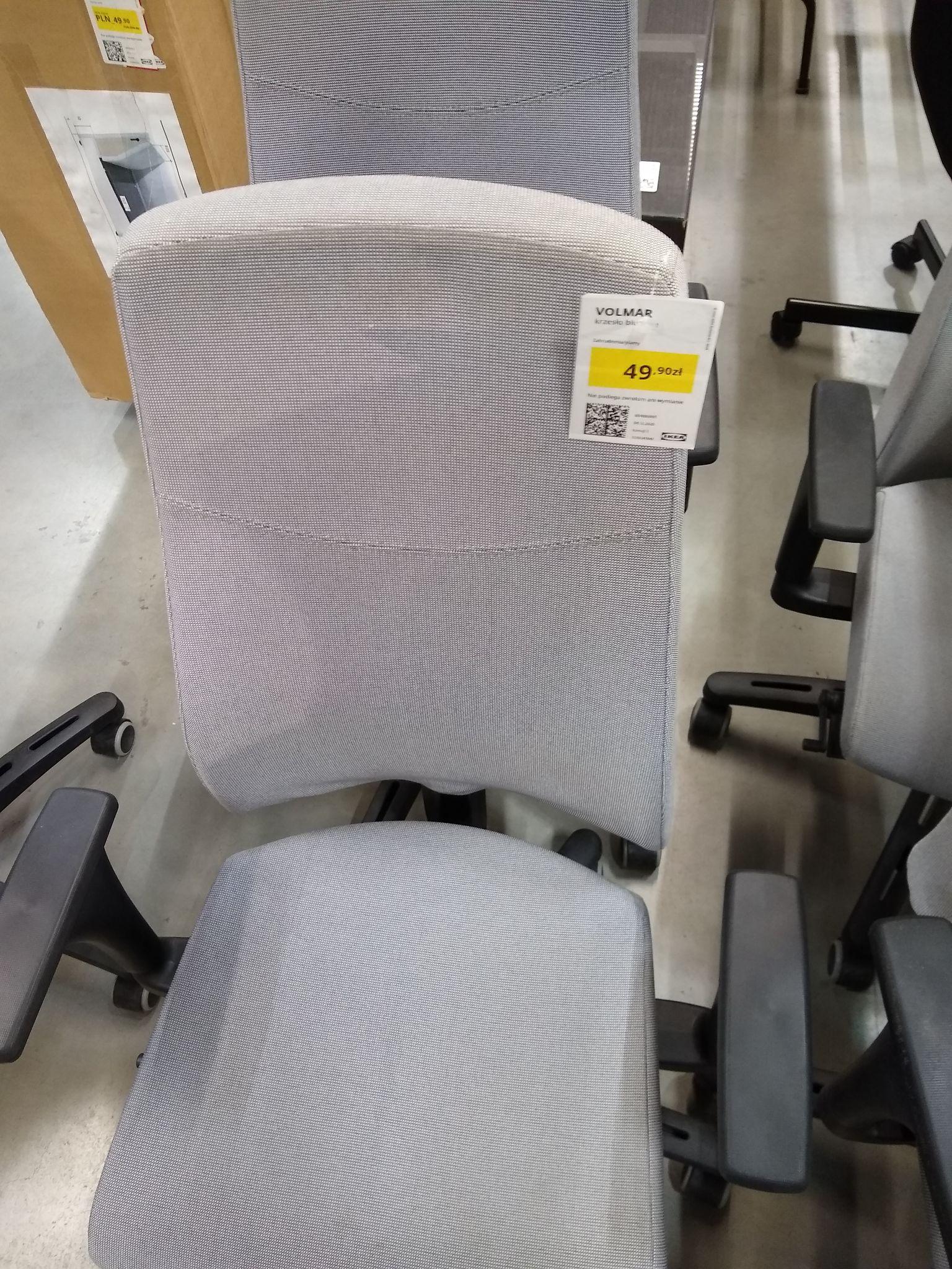 Krzesło biurowe Volmar - Ikea lublin