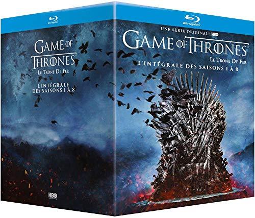 Gra o Tron Sezony 1-8 Komplet 32 Blu-ray
