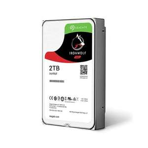 DYSK/HDD - Seagate IronWolf 2TB 3,5'' 64MB ST2000VN004