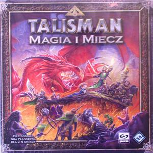 Talisman Magia i Miecz aktualnie najtaniej