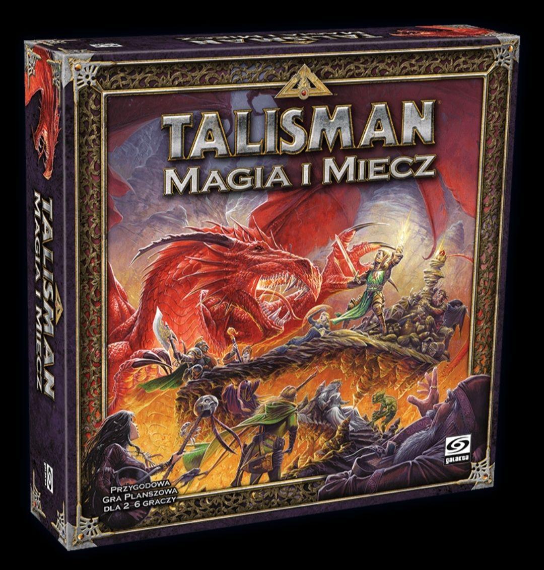 Talizman Magia i Miecz