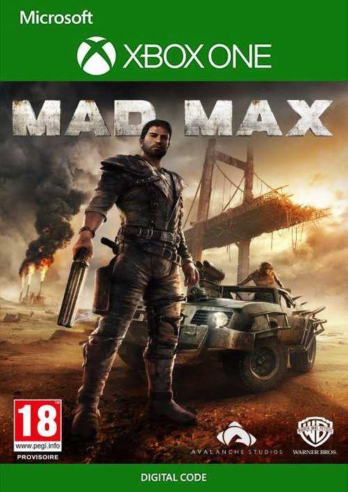 Mad Max cdkeys XONE