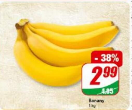 Banany @Dino
