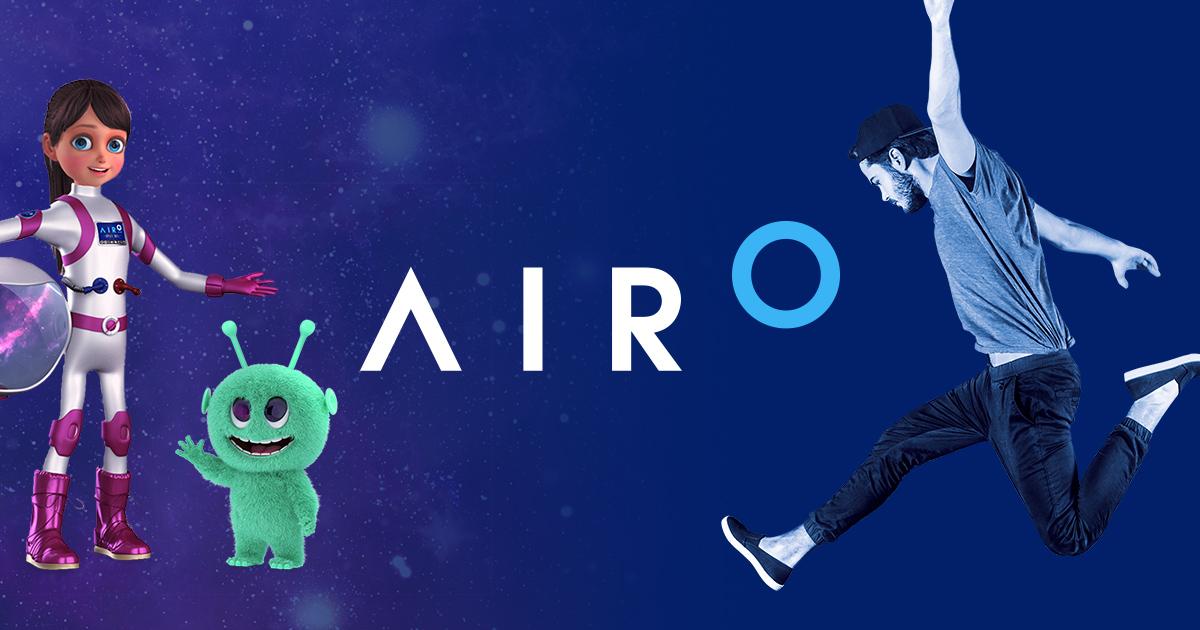 Park trampolin, sala zabaw PROMOCJA -50% na bilety z kodem AIROFUN do końca roku!