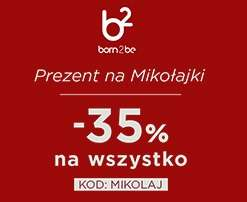 -35% na wszystko w sklepie born2be