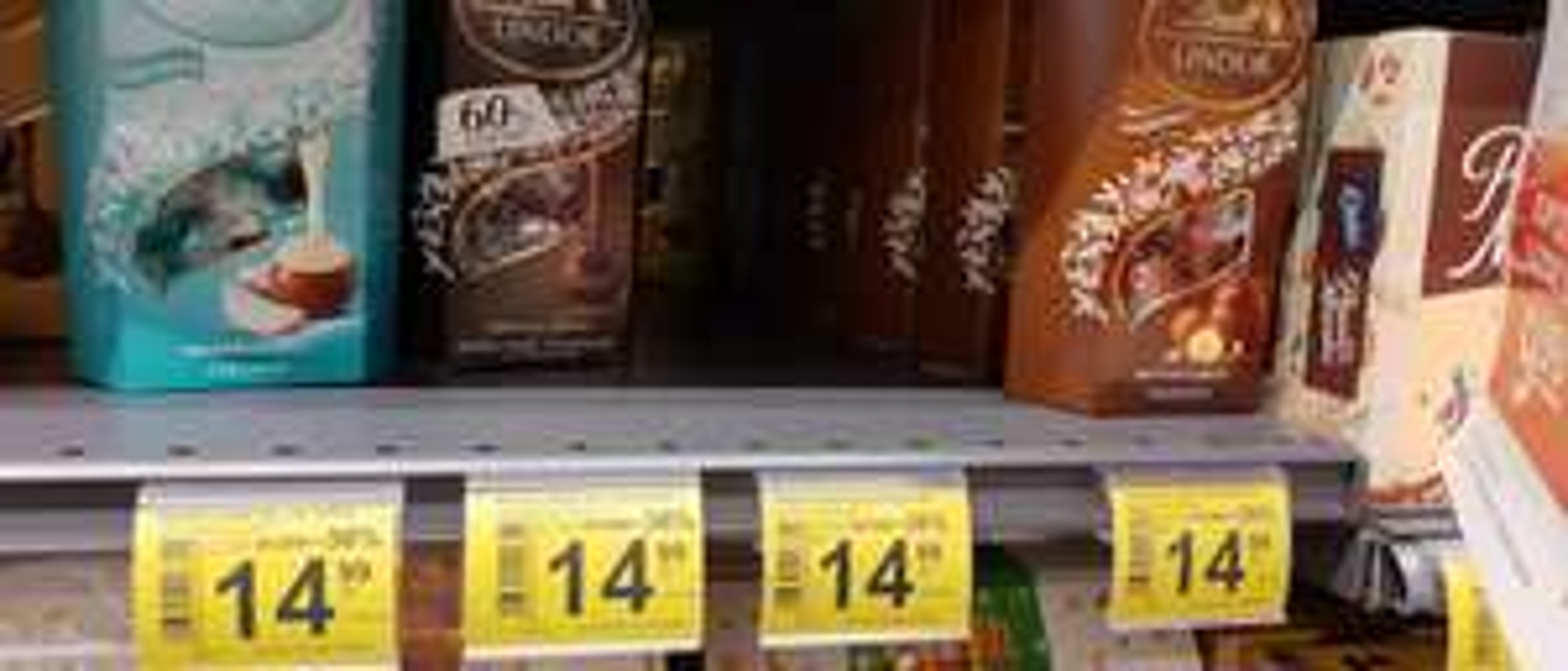 Lindt Praliny Lindor 200 g w Carrefour cena 74,95 PLN/kg