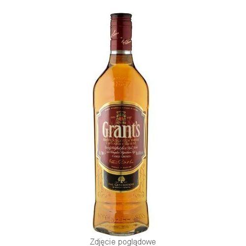 Grant`S Whisky 1,00L 40% - szokcena by @prostozpalety