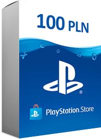 Doładowanie PlayStation Store 100 zł keye.pl możliwe 85,06 na kodzie