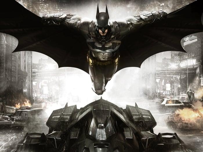 Batman: Arkham Knight PC PL Steam
