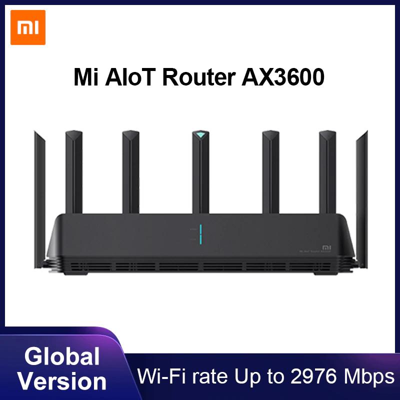 Xiaomi Mi AIoT Router AX3600 - wysyłka z Chin