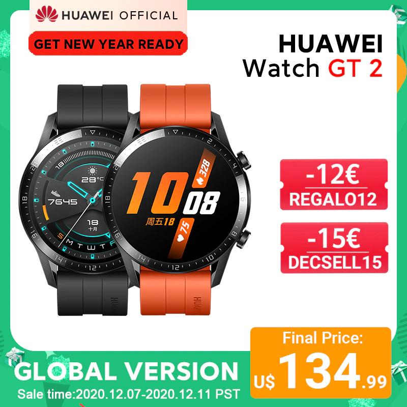Smartwatch Huawei Watch GT2 46mm z Polski @AliExpress