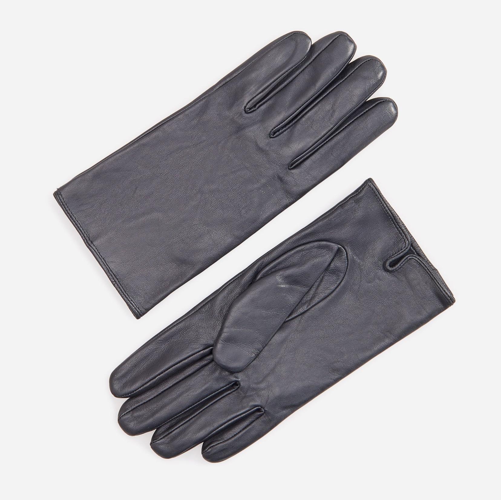 Damskie rękawiczki - 100% skóra - @Reserved - różne fasony