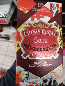 Whisky Chivas Regal Extra Aged 13yo. Carrefour.