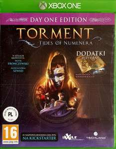 Xbox One/PS4 TORMENT TIDES OF NUMENERA NOWA + SUPER GRATIS