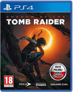 Shadow of the TOMB RAIDER Polski Dubbing ! PS4