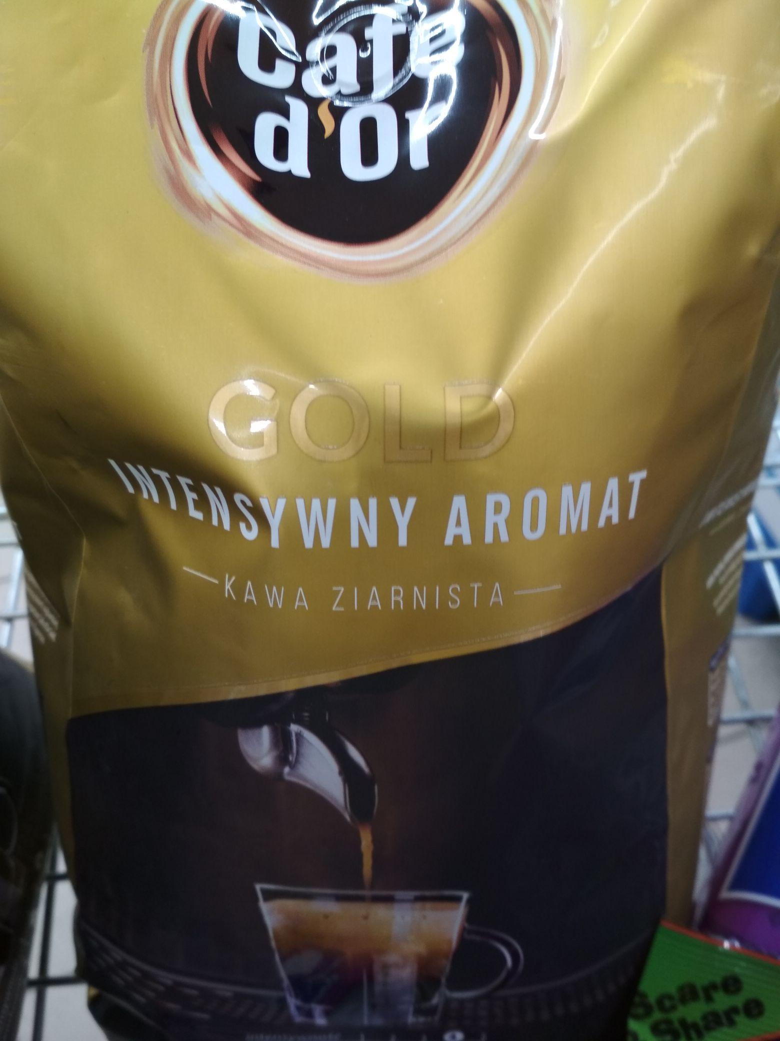 Kawa ziarnista cafe d'or gold 1kg