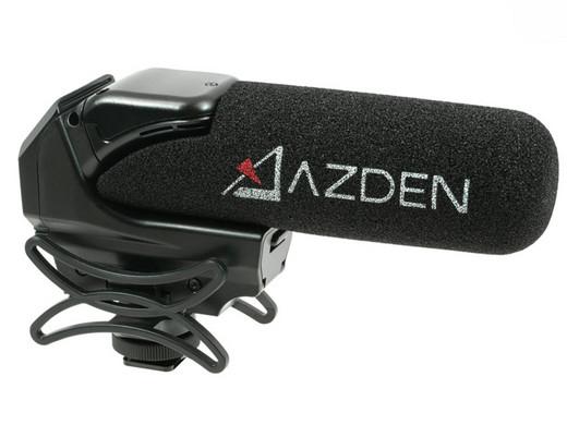 Mikrofon kierunkowy Azden SMX-15. IBOOD