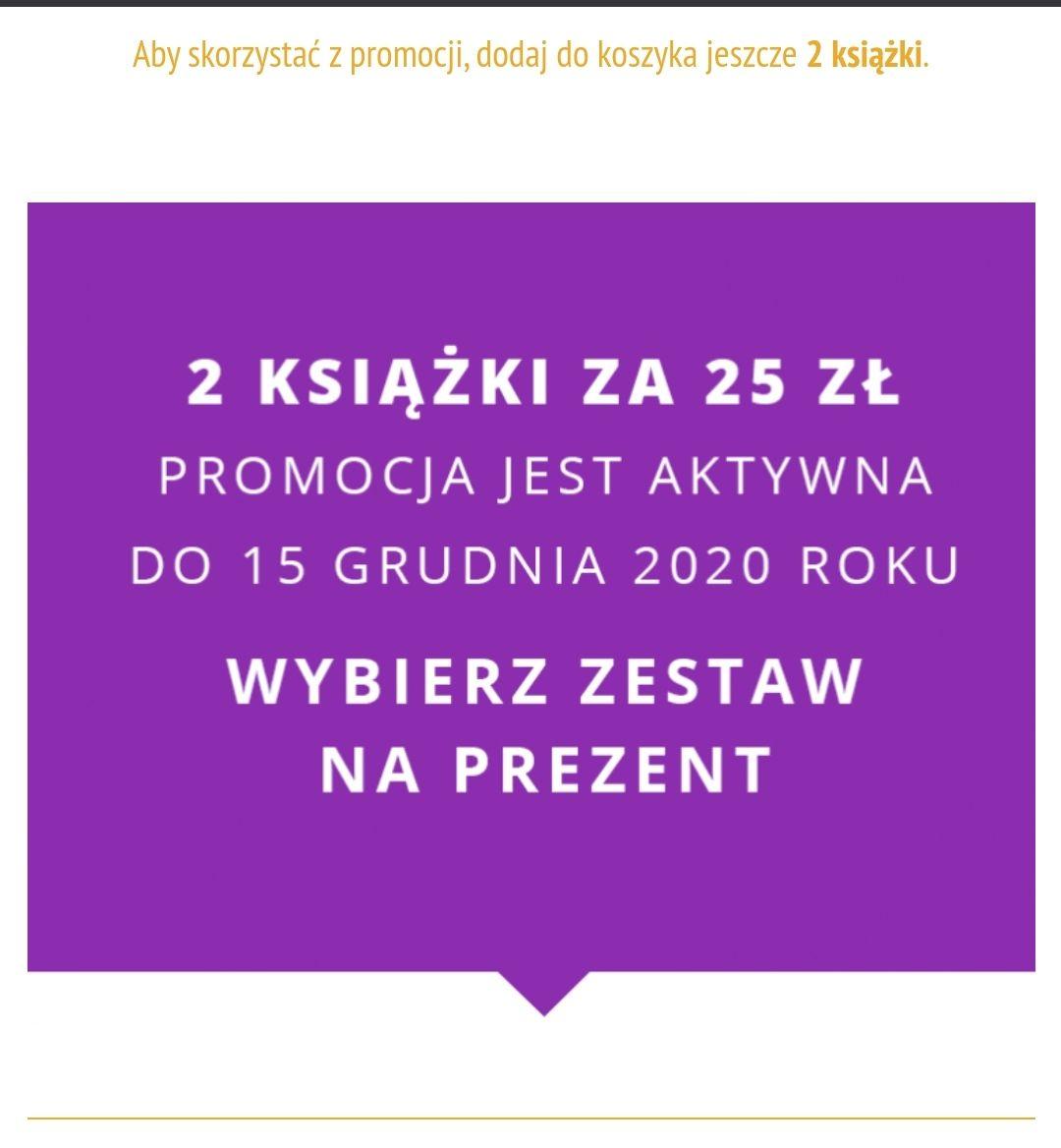 Matras 2 książki za 25 zł