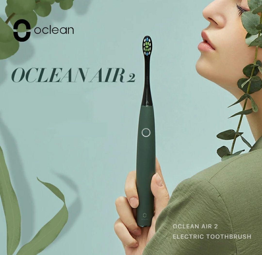 Soniczna szczoteczka elektryczna Oclean Air 2 z wysyłką z PL @Aliexpress