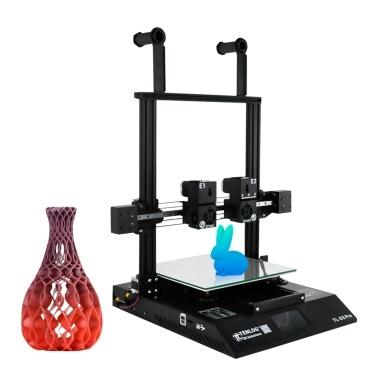 Drukarka 3D TENLOG TL-D3 Pro (duża powierzchnia druku, 2 dysze) z wysyłką z DE @ Tomtop