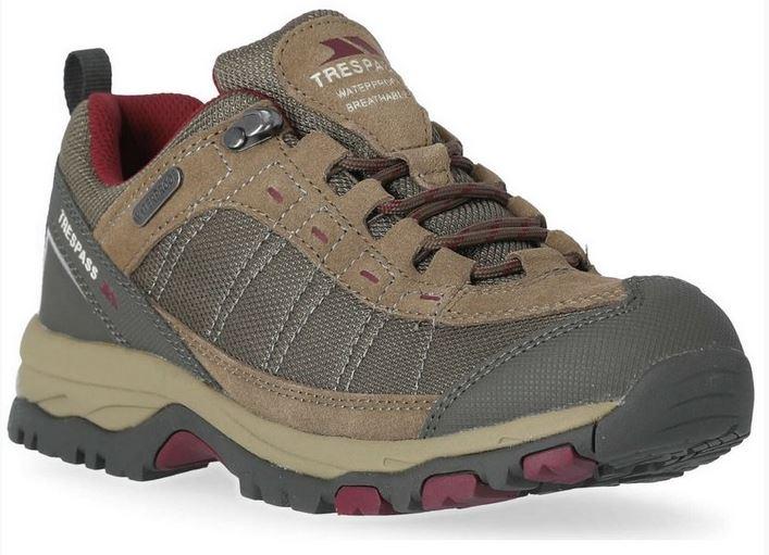 Turystyczne buty damskie SCREE BRINDLE TRESPASS, 2 kolory