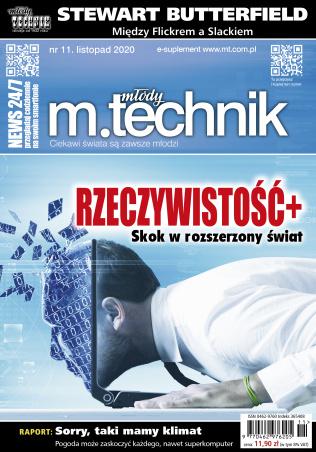 Prenumerata Młody Technik na Gwiazdkę -13%