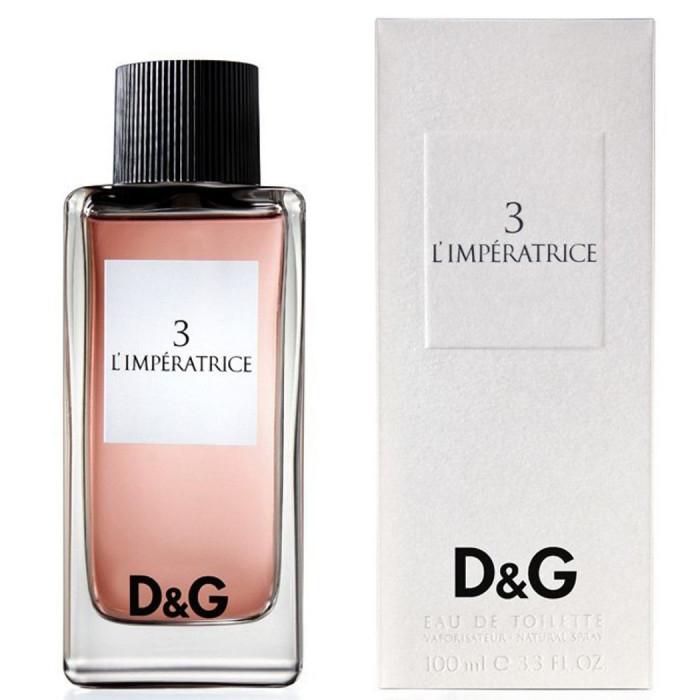 Dolce&Gabbana perfumy L'imperatrice 3 100 ml EDT woda toaletowa
