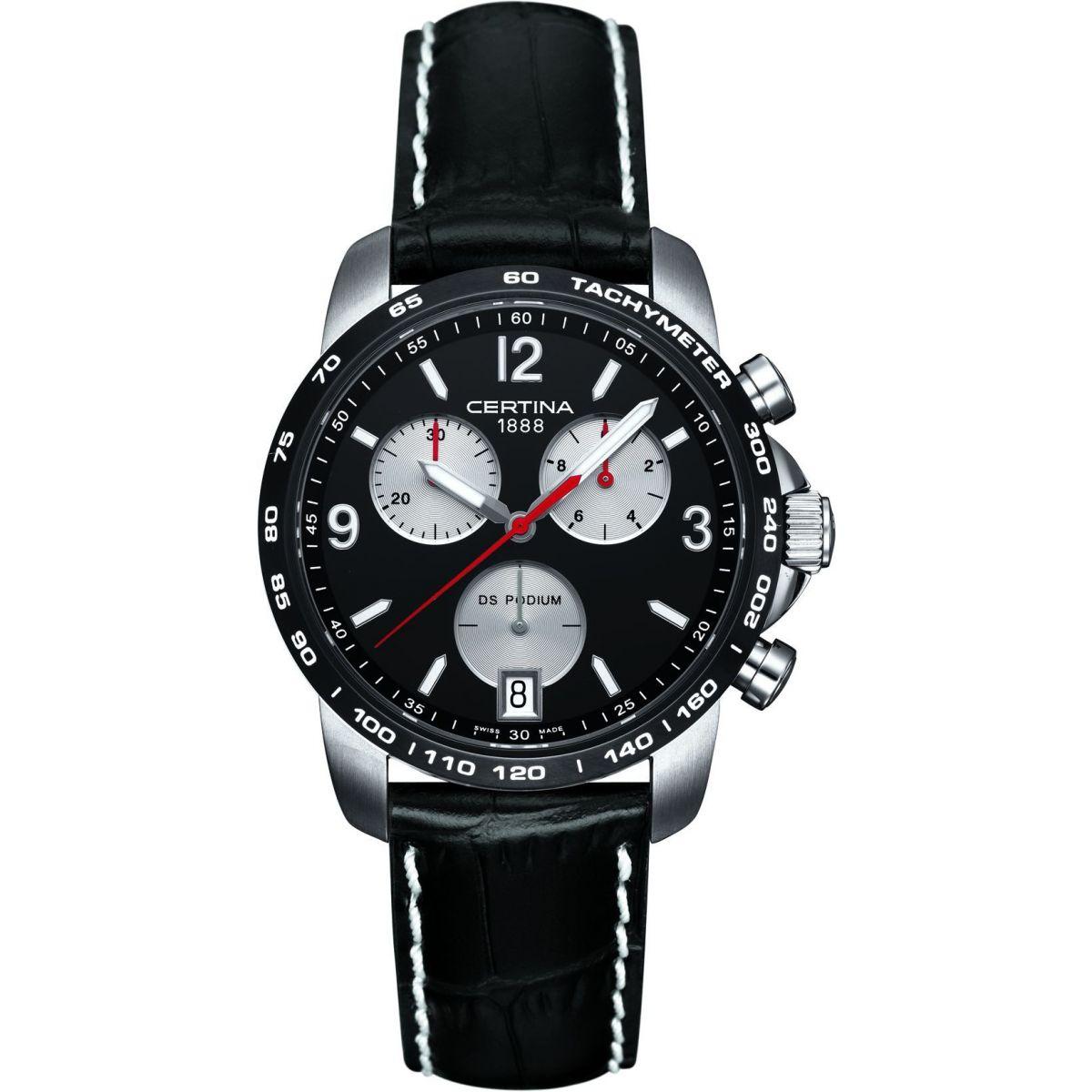 Zegarek Certina DS Podium C0014171605701