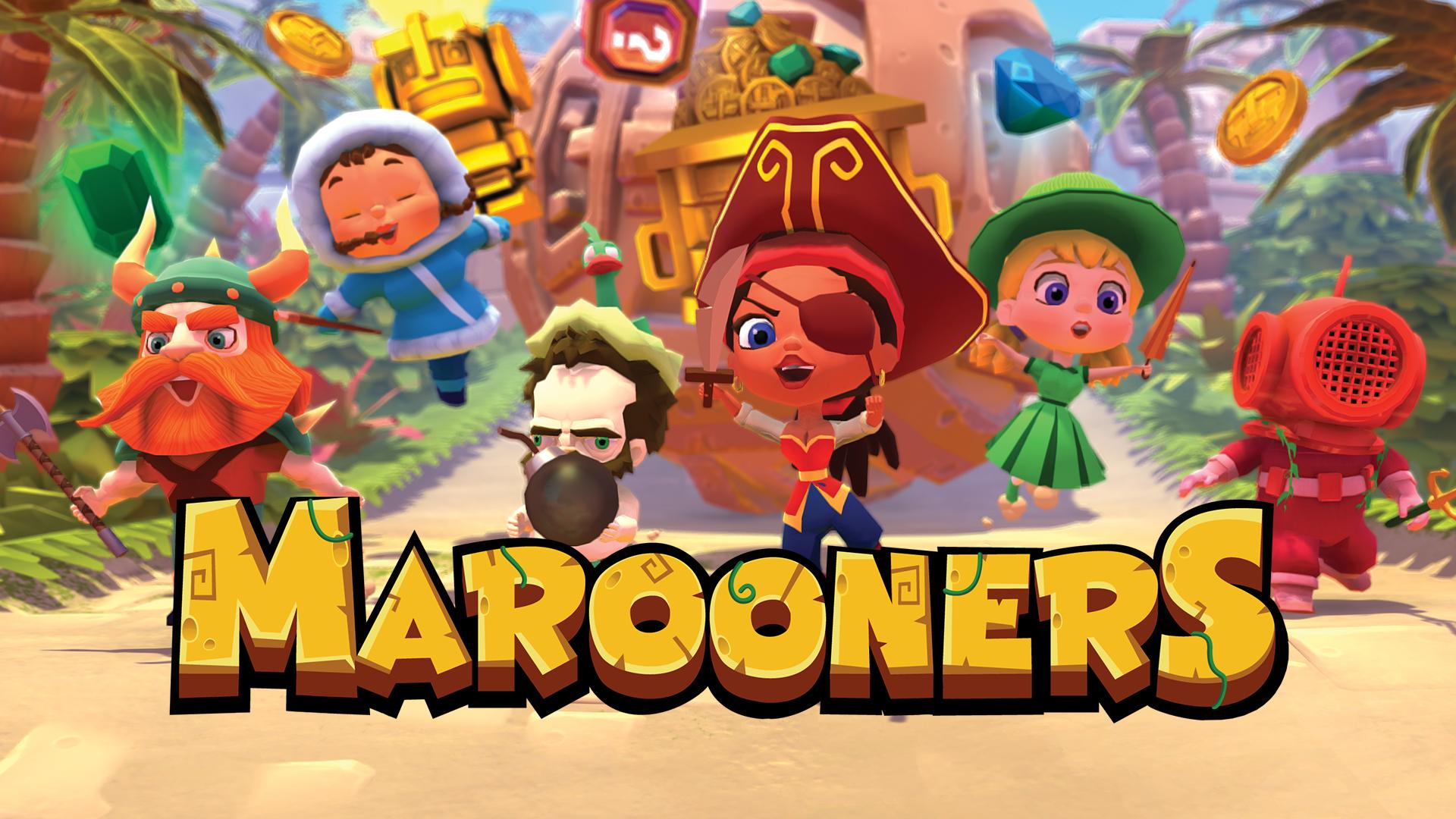 Marooners [Nintendo Switch]