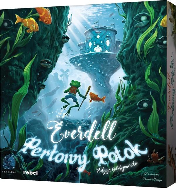 Gra planszowa Everdell - Perłowy potok (dodatek do gry, edycja kolekcjonerska)