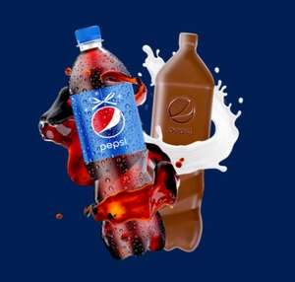 Czekolada w kształcie Pepsi od Chocolissimo za darmo za zakup 3 butelek Pepsi 0.85l @ Żabka.