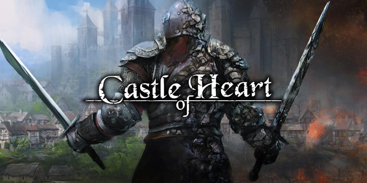 Castle of Heart ( Nintendo Switch - eShop)