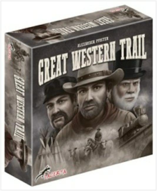 Great Western Trail - gra planszowa