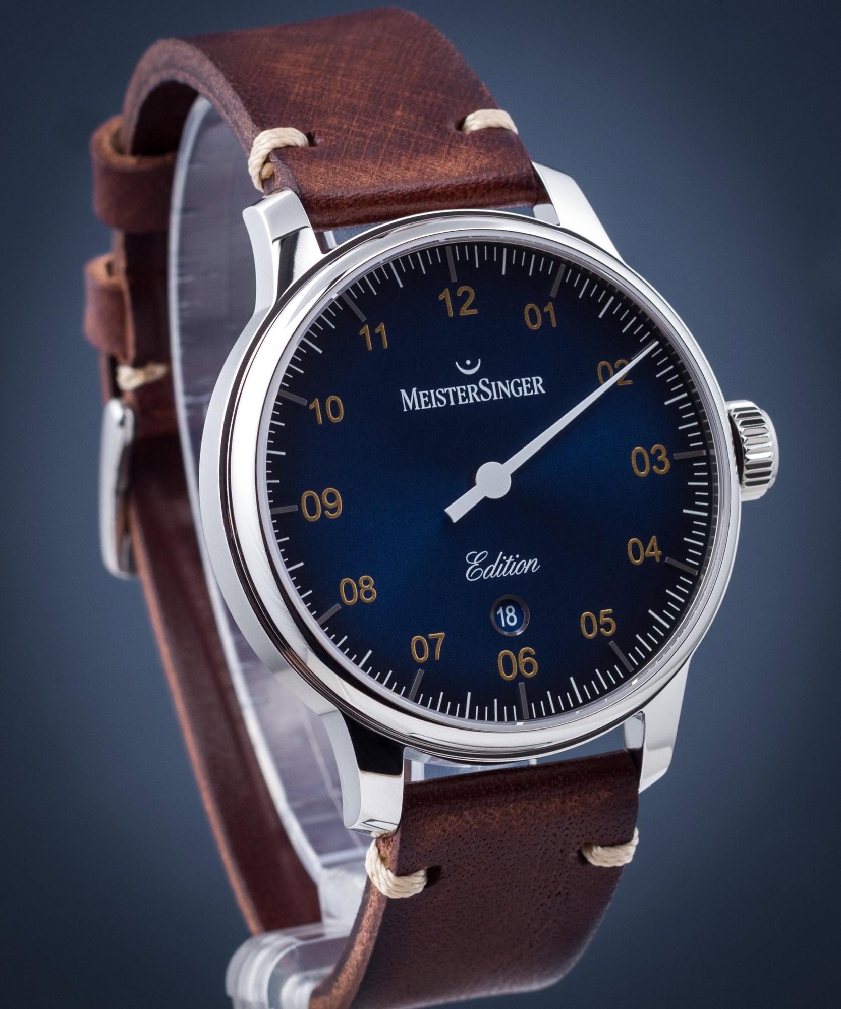 Zegarek MeisterSinger ED-C20-PL z limitowanej edycji za 7461zł @ Zegarownia