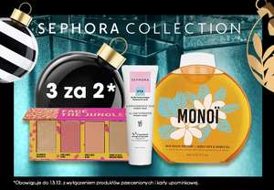 Promocja 3 za 2 na @SEPHORA COLLECTION