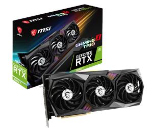 RTX 3060 Ti GAMING X TRIO