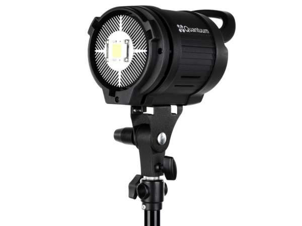 Dla filmujacych: Lampa LED Quadralite VideoLED 600