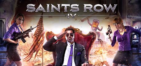 Saints Row 4 i inne części taniej na Steam