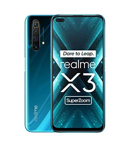 Realme X3 SuperZoom 8/128 smartfon bezpośrednio od Amazon (Glacier Blue). Dobra cena i gwarancja !