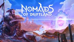 Nomads of Driftland za darmo na Steam!