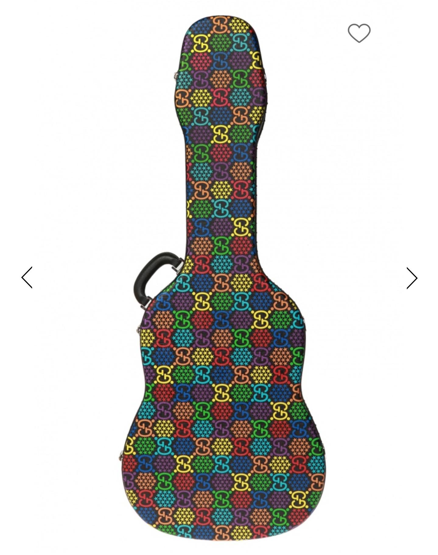 VITKAC : Futerał na gitarę GUCCI